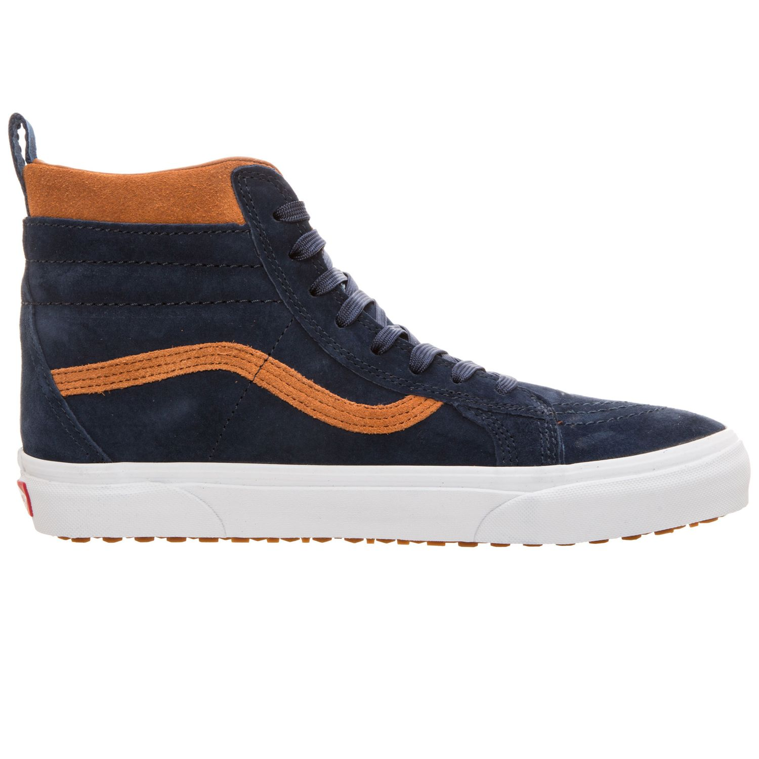 Vans Sk8 Hi Mte Herren Sneaker Suede dress blues
