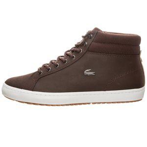 Lacoste Straightset Insulate Herren Sneaker dunkelbraun 7-36CAM0064DB2 – Bild 2