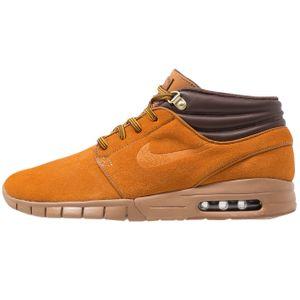 Nike Stefan Janoski Max Mid PRM Sneaker Herren braun – Bild 2