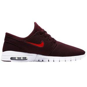 Nike Stefan Janoski Max Herren Sneaker burgundy crush 631303 604 – Bild 1