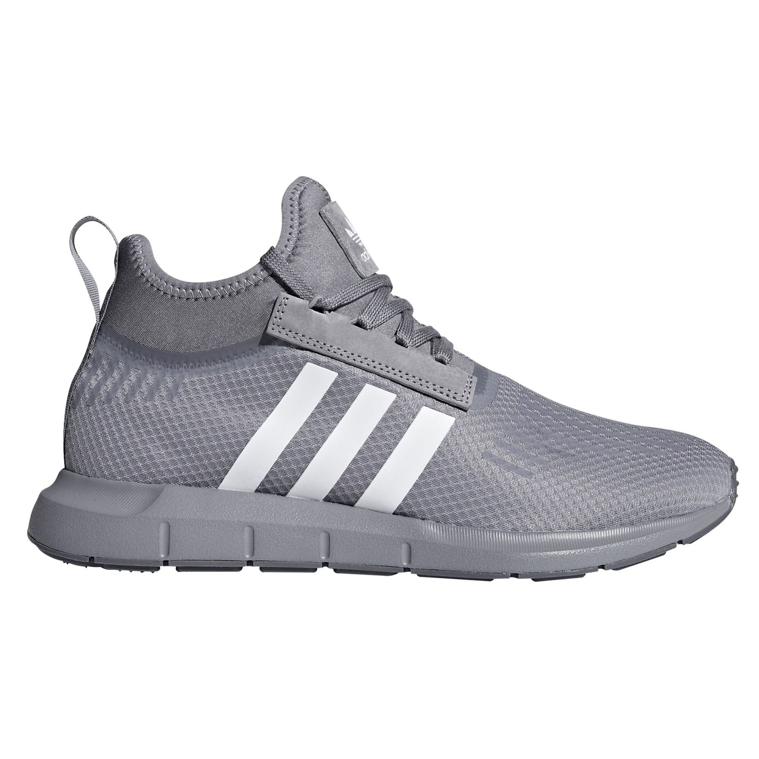 adidas Originals Swift Run Barrier Herren Sneaker grau weiß AQ1024 da42ea6ae8