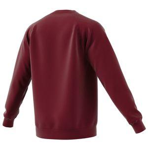 adidas Originals Trefoil Crew Pullover Herren maroon DM7835 – Bild 2