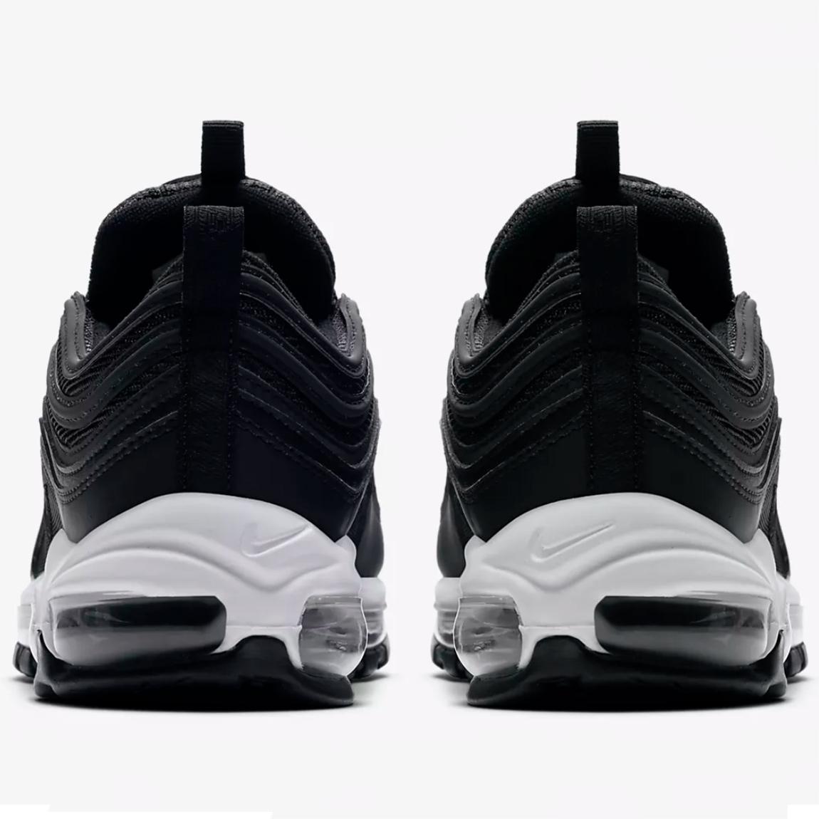 1251c401bf7f7b Nike W Air Max 97 Damen Sneaker schwarz weiß 921733 006 – Bild 4
