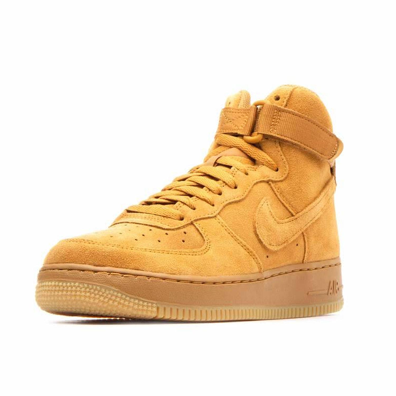 a2b64a759be943 Nike Air Force 1 High LV8 GS Kinder Sneaker weat 807617 701 – Bild 2