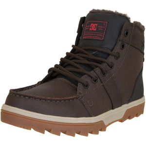 DC Shoes Woodland Herren Winter Boot dunkelbraun 303241 – Bild 3
