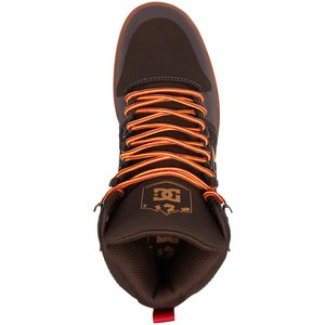 DC Shoes Pure High-Top Winter Boot Herren braun ADYB100006 – Bild 4