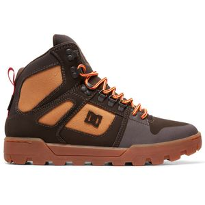 DC Shoes Pure High-Top Winter Boot Herren braun ADYB100006 – Bild 1