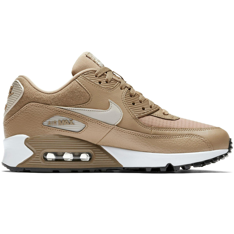 Nike Damen Air Max 90 Lifestyle Schuhe Canteen Seiten Neu Sneakers 325213-212