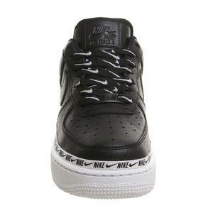 Nike W Air Force 1 '07 SE PRM Damen Sneaker schwarz weiß AH6827 002 – Bild 5