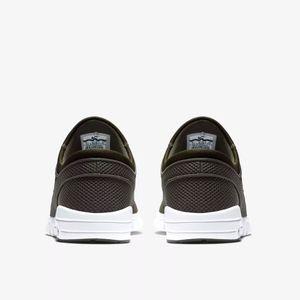 Nike Stefan Janoski Max Herren Sneaker sequoia olive 631303 304 – Bild 4