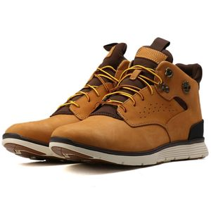 Timberland Killington Mid Hiker Herren Boot wheat nubuck A1JJ1 – Bild 2