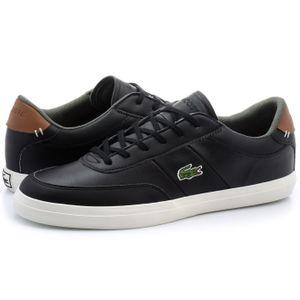 Lacoste Court-Master 318 Herren Sneaker schwarz 7-36CAM0014094 – Bild 2
