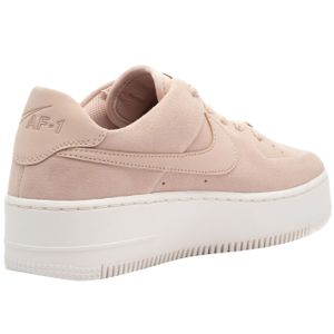 Nike W Air Force 1 Sage Low Damen Sneaker particle beige AR5339 201 – Bild 3