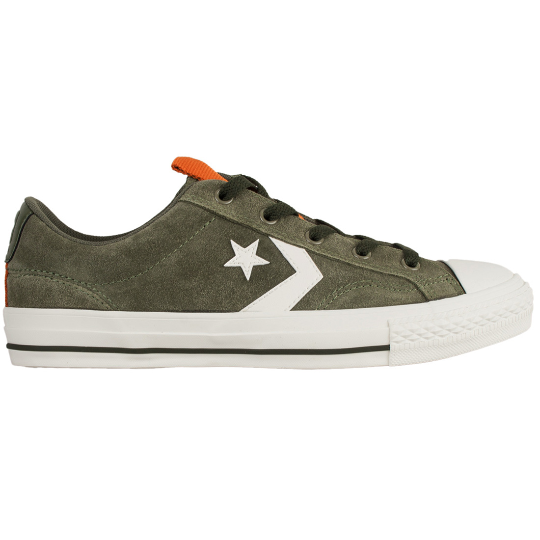 08b93a569a0e4a ... where can i buy converse star player ox herren leder sneaker grün weiß  162568c cc41b 58794