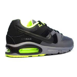 Nike Air Max Command Herren Sneaker schwarz grau neon 629993 038 – Bild 3