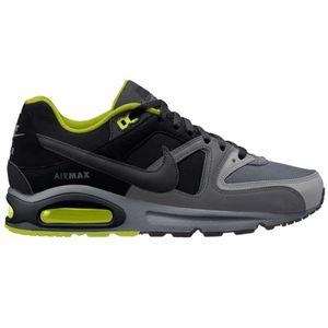 Nike Air Max Command Herren Sneaker schwarz grau neon 629993 038 – Bild 1