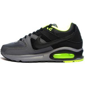 Nike Air Max Command Herren Sneaker schwarz grau neon 629993 038 – Bild 2