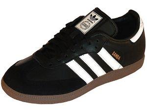 adidas Samba Sneaker schwarz weiß
