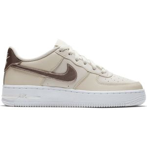 Nike Air Force 1 GS Sneaker phantom metallic bronze 314219 021 – Bild 1