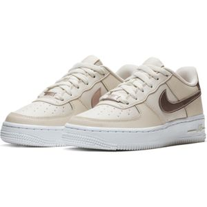 Nike Air Force 1 GS Sneaker phantom metallic bronze 314219 021 – Bild 3
