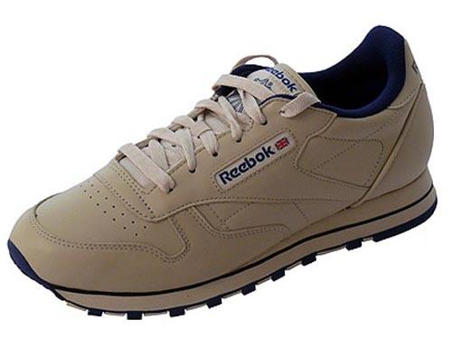 Reebok Sneaker Classic Leather Beige Damen