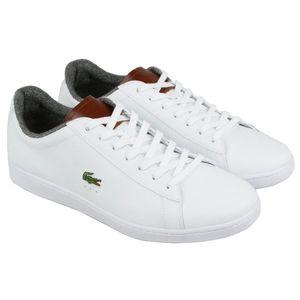 Lacoste Carnaby Evo 318 Herren Sneaker weiß 7-36SPM0010385 – Bild 2