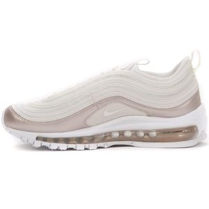 Nike Air Max 97 GS Sneaker weiß rose metallic 921523 002 – Bild 2