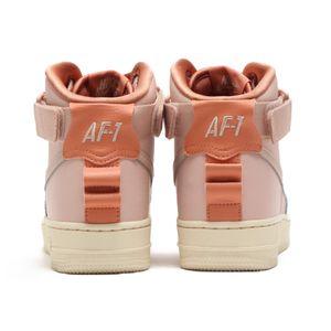 Nike W Air Force 1 Hi Utility Damen Sneaker rosa AJ7311 200 – Bild 3