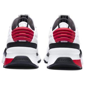 Puma RS-0 Winter INJ TOYS Herren Sneaker weiß schwarz rot 369469 01 – Bild 5