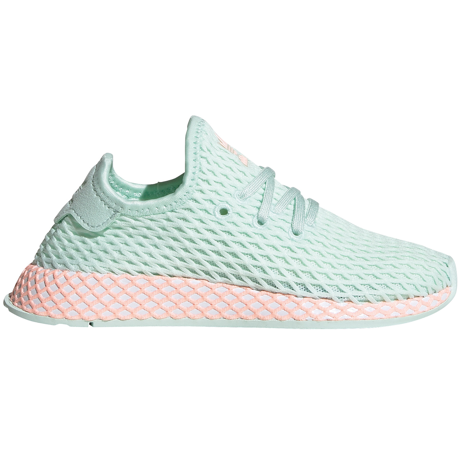 adidas Originals Deerupt Runner C Kinder Sneaker mint CG6851 | Schuhroom.de