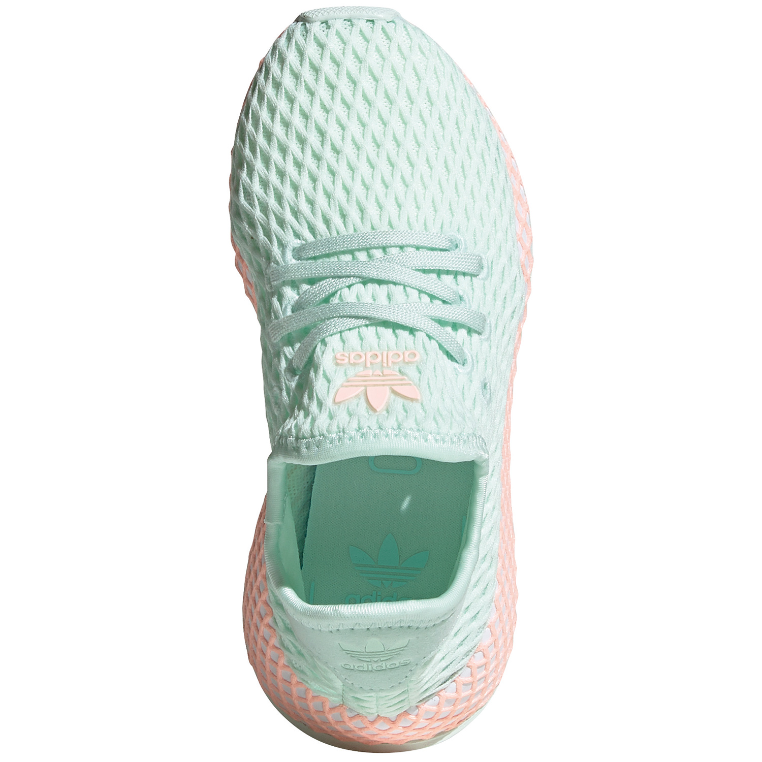 adidas Originals Deerupt Runner C Kinder Sneaker mint CG6851