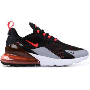 Nike Air Max 270 Herren Sneaker schwarz grau rot AH8050 015 – Bild 1