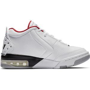 Jordan Big Fund GS Kinder Sneaker weiß schwarz rot BV6434 100 – Bild 1