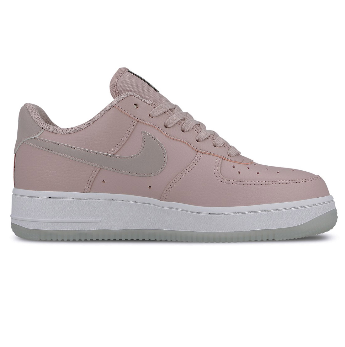 Nike WMNS Air Force 1 '07 ESS Damen Sneaker rosa weiß AO2132 500