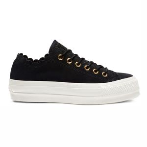 Converse CT AS LIFT OX Chuck Taylor All Star 563499C black egret