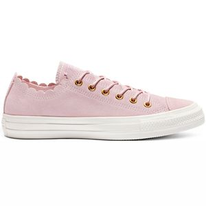 Converse CT AS OX Chuck Taylor All Star Leder 563416C pink foam  – Bild 1