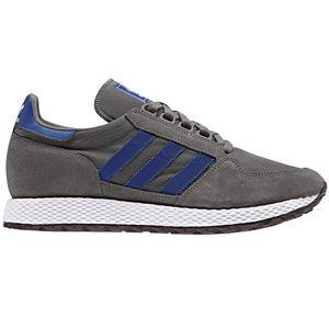 adidas Originals Forest Grove Herren Sneaker grau blau B41548 – Bild 1