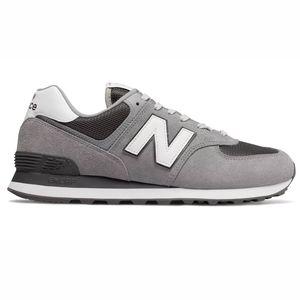 New Balance ML574EST Herren Sneaker low hellgrau weiß – Bild 1