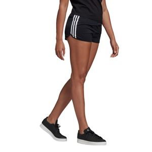 adidas Originals 3-Stripes Short Damen schwarz weiß DV2555 – Bild 2