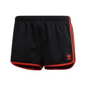 adidas Originals 3-Stripes Short Damen schwarz orange DU9938 – Bild 1