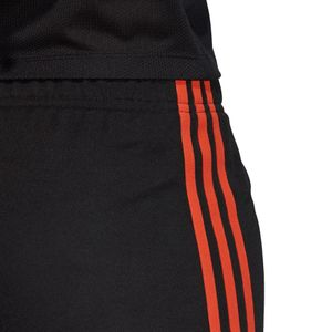adidas Originals 3-Stripes Short Damen schwarz orange DU9938 – Bild 8