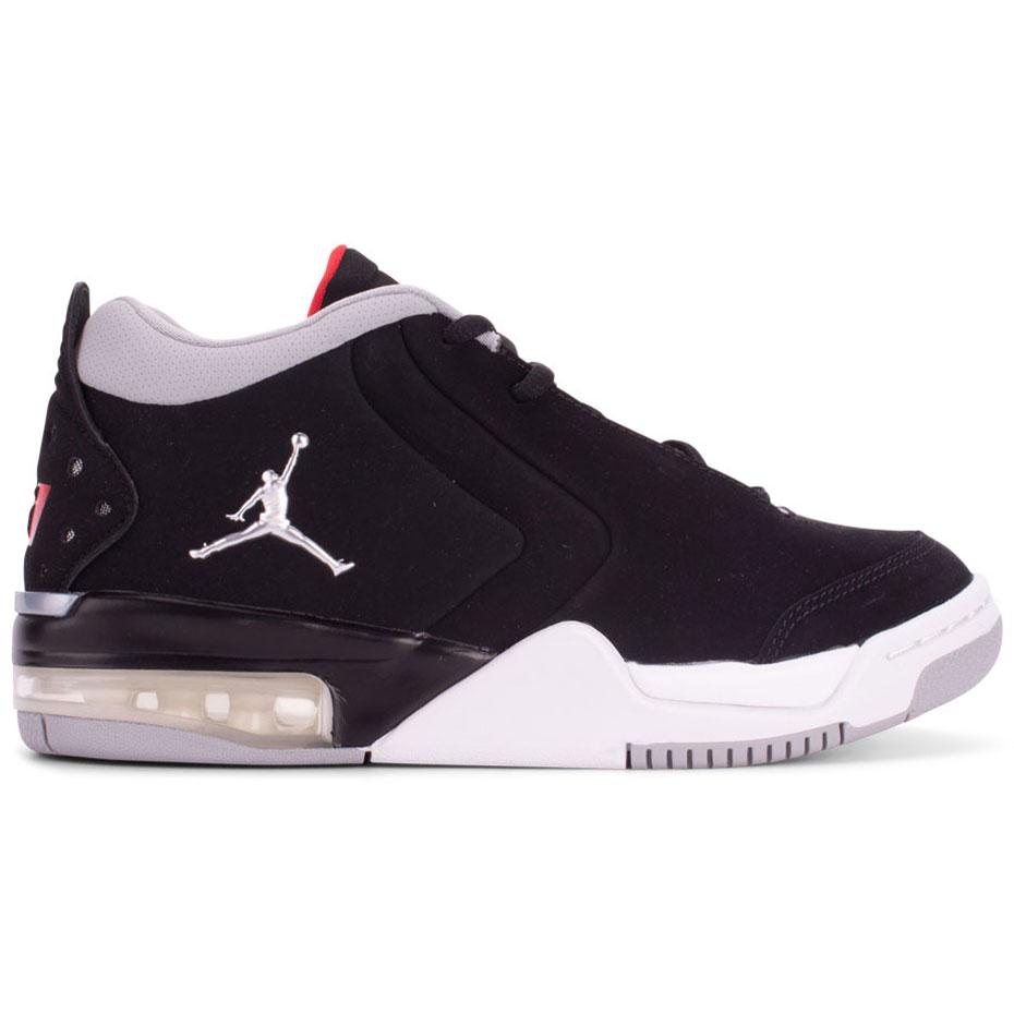 Jordan Big Fund GS Sneaker schwarz weiß