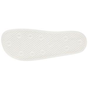 adidas Originals Adilette Badeschuhe off white burgundy BD7574 – Bild 6