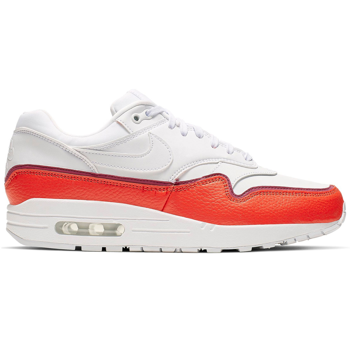 Nike WMNS Air Max 1 SE 881101 102 weiß orange
