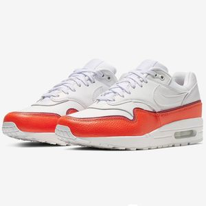 Nike WMNS Air Max 1 SE 881101 102 weiß orange – Bild 2