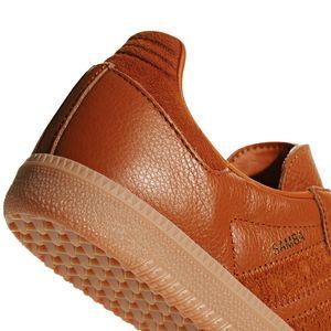 adidas Originals Samba OG FT Herren Sneaker braun CG6134 – Bild 2