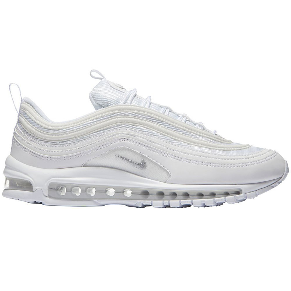 Nike Air Max 97 Sneaker white wolf grey 921826 101