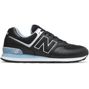 New Balance ML574NSE Herren Sneaker schwarz weiß blau 723871-60 8 – Bild 1
