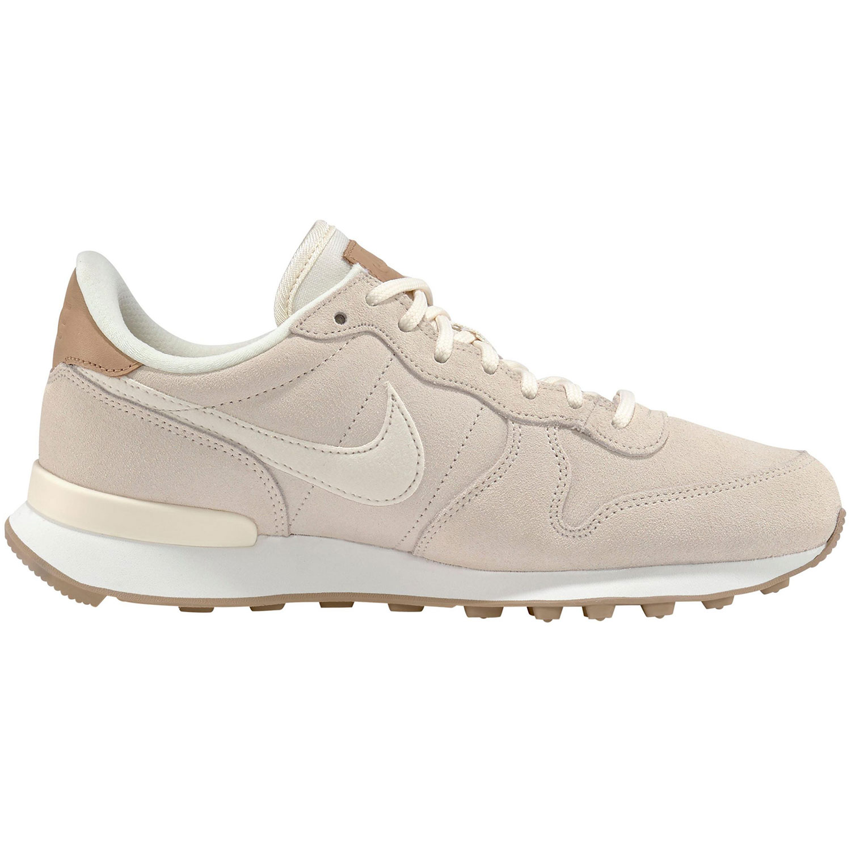 Nike WMNS Internationalist PRM Trainers 828404 103 | White