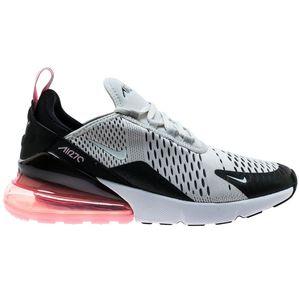 Nike Air Max 270 GS Kinder Sneaker grau schwarz 943346 005
